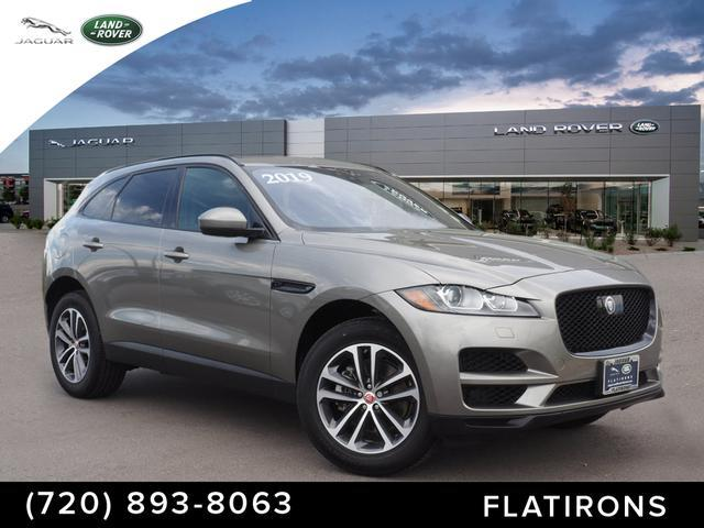 Certified Pre-Owned 2019 Jaguar F-PACE 30t Premium AWD