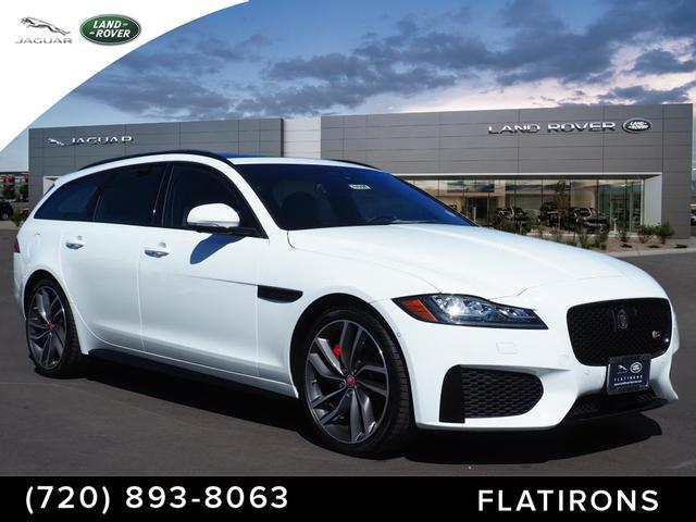 Certified Pre-Owned 2018 Jaguar XF Sportbrake S AWD AWD