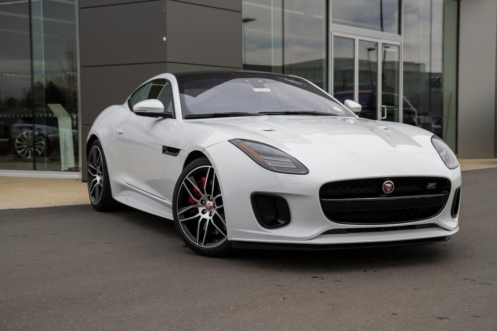 Jaguar F Type Coupe >> New 2020 Jaguar F Type Coupe Auto Checkered Flag Awd With Navigation Awd