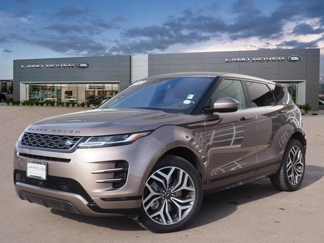 Pre-Owned 2020 Land Rover Range Rover Evoque Dynamic