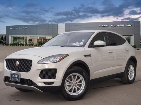 Certified Pre-Owned 2019 Jaguar E-PACE P250 AWD