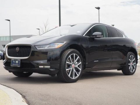 New 2019 Jaguar I-PACE HSE AWD
