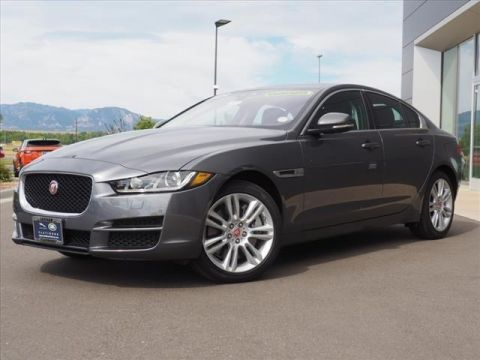 New 2019 Jaguar XE 30t Premium AWD