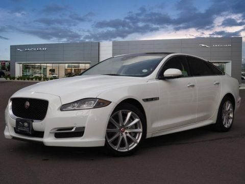 New 2019 Jaguar XJ XJ R-Sport AWD