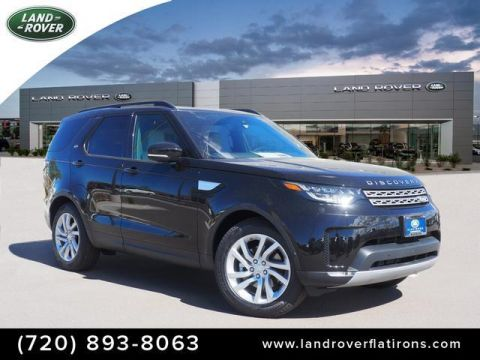 Pre-Owned 2019 Land Rover Discovery HSE Td6 Diesel