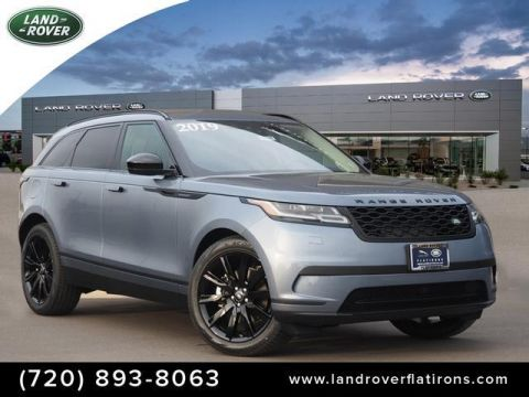 Pre-Owned 2019 Land Rover Range Rover Velar P380 S *Ltd Avail*